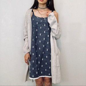Brand new Cynthia Rowley tank top dress